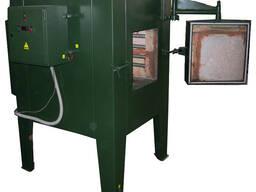 Плавильная печь САТ для плавки алюминия