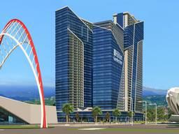 30й этаж - 58м2 - квартиры у моря