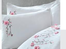 საწოლის თეთრეული საოჯახო და სასტუმრო ტექსილი თურქეთში
